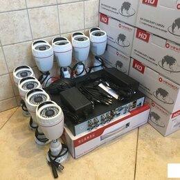 Камеры видеонаблюдения - Комплект видеонаблюдения на 8 камер, 0