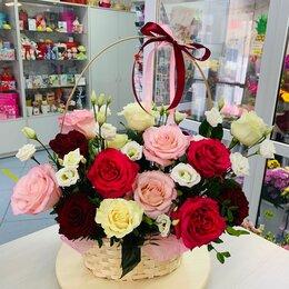 """Цветы, букеты, композиции - Композиция из свежих цветов """"Чистое сердце"""", 0"""