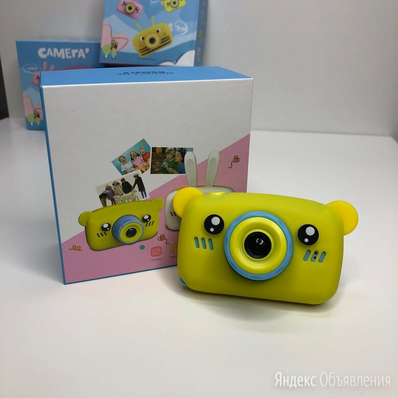 Детский фотоаппарат  по цене 999₽ - Развивающие игрушки, фото 0
