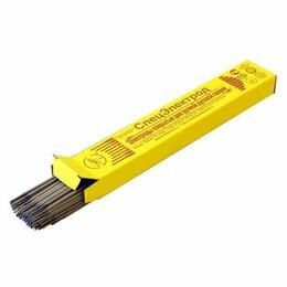 Электроды, проволока, прутки - Сварочные электроды цч-4 ф 5 мм. (6кг) (MONOLIT), 0