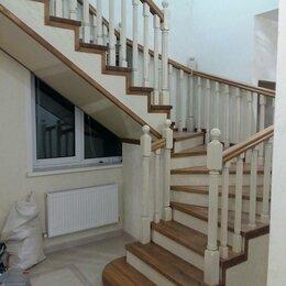 Лестницы и элементы лестниц - Лестница на заказ на второй этаж , 0