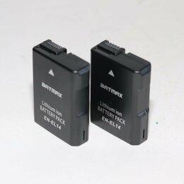Аккумуляторы и зарядные устройства - Аккумулятор EN-EL14 (Nikon D3100/3200), 0