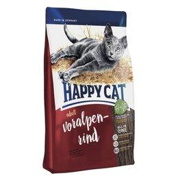Корма  - Сухой корм Happy Cat Voralpen-Rind 4 кг, 0
