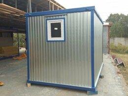 Готовые строения - Бытовка металлическая 6 метров, 0