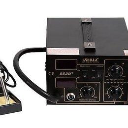 Электрические паяльники - паяльная станция YIHUA 852D+ компрессорная, 0