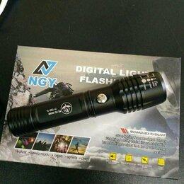 Фонари - Ручной фонарь аккумуляторный YY-T509, 0