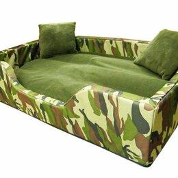 Лежаки, домики, спальные места - Лежанка для больших собак №81, 0