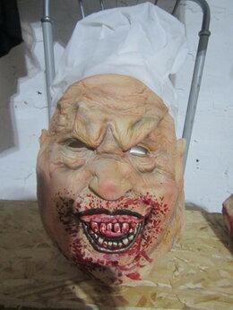 Карнавальные и театральные костюмы - Шеф-повар маска, 0