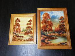 Картины, постеры, гобелены, панно - Картины из янтаря, 0