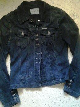 Куртки - Licom's джинсовка женская приталенная, р.46-48,…, 0
