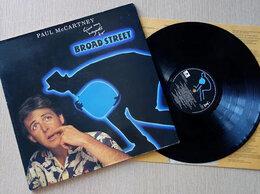Виниловые пластинки - McCartney, Paul - Give My Regards To Broadstreet…, 0