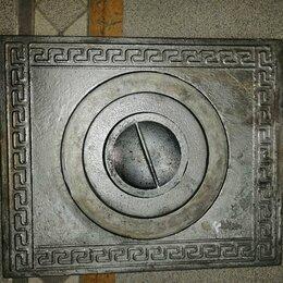 Камины и печи - Плита чугунная , 0