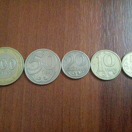 Монеты - Монеты Казахстана 2002г., 0