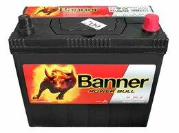 Аккумуляторы  - Аккумулятор на гарантии Banner 390A 45Ah…, 0