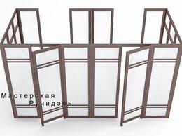Мебель для салонов красоты - Ширма-кабинет Valeri Form двойной, 0