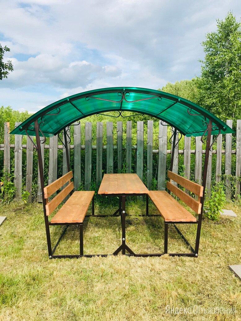 беседка по цене 19900₽ - Комплекты садовой мебели, фото 0