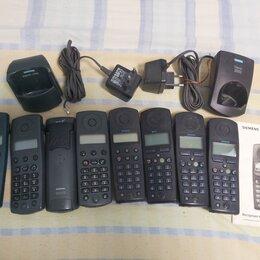Радиотелефоны - Дополнительные трубки dect, 0