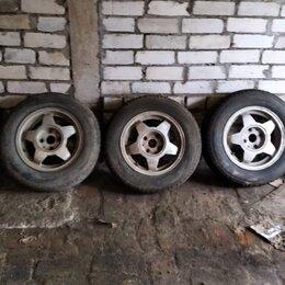 Шины, диски и комплектующие - Диски R14  и шины 185/70 R14 MENTOR М-400 Подходят к а/м Москвич 2141, 0