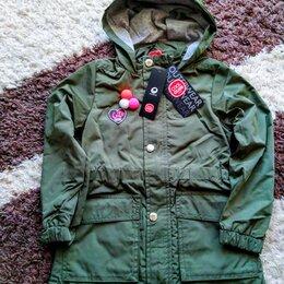 Пальто и плащи - Ветровка/плащ Cool Club.  Размер 110 см, 0
