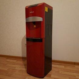 Кулеры для воды и питьевые фонтанчики - Кулер HotFrost 45A Red, 0