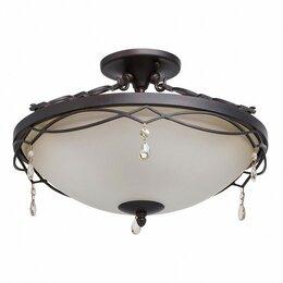 Люстры и потолочные светильники - Светильник на штанге Chiaro Айвенго 2 382010703, 0