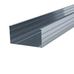 Гипсокартон и комплектующие - Профиль Стоечный ПС 100х50 (3м) 0,5 мм, 0