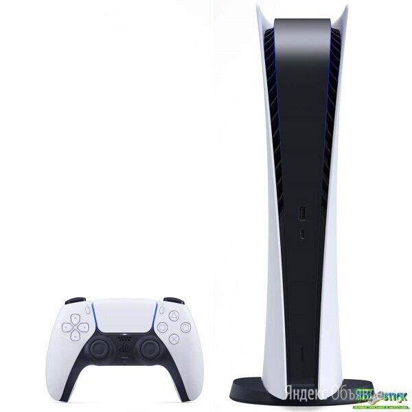 Игровая приставка Sony PlayStation PS5 по цене 63000₽ - Игровые приставки, фото 0
