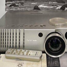 Проекторы - Проектор Panasonic PT-AE700E, 0