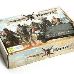"""Игровые приставки - Приставка """"Hamy 4"""" (350-in-1) Assasincred Black, 0"""