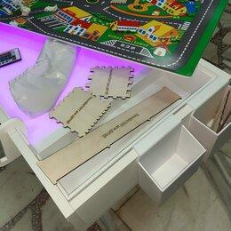 Развивающие игрушки - стол песочный, 0