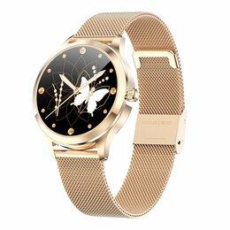 Умные часы и браслеты - Смарт часы женские KingWear LW07, 0