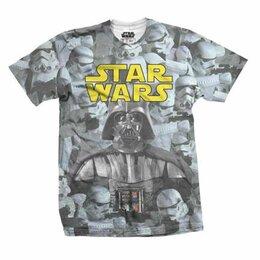 Футболки и майки - Футболка Star Wars - Imperial Photo Montage…, 0
