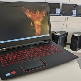 Ноутбуки - Ноутбук Игровой Lenovo Legion i5-7300/RX560/8/500, 0