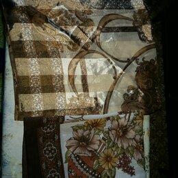 Шарфы, платки и воротники - Шелковые платки, 0