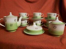 Сервизы и наборы - Чайный сервиз Дулево 15предметов, 0