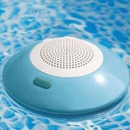 Портативная акустика - Колонка музыкальная плавающая, Intex, 0