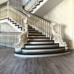 Лестницы и элементы лестниц - Деревянная лестница., 0