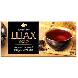 Продукты - Чай Шах Gold, черный, индийский, 25 пакетиков по…, 0