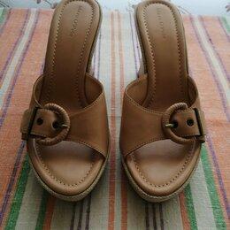 """Сабо - Новая брендовая обувь """"Marc O Polo"""". Размер: 39, 0"""