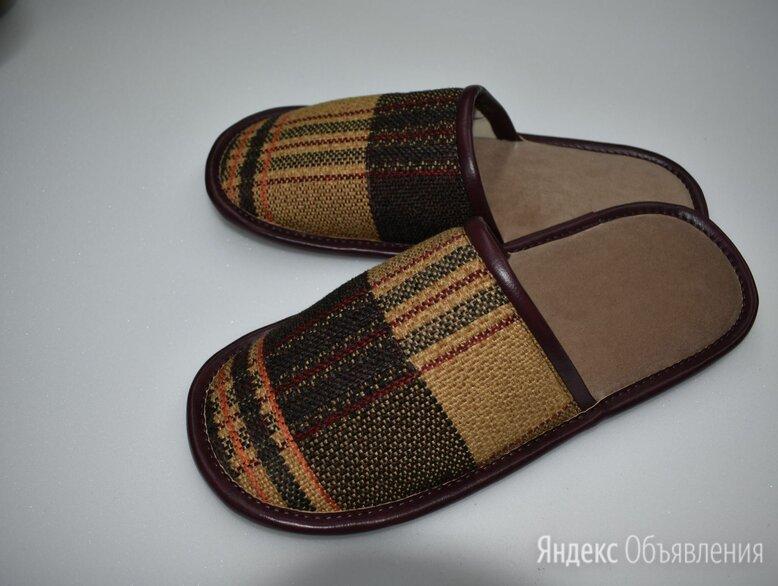 Тапочки домашние по цене 750₽ - Домашняя обувь, фото 0