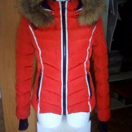 Пуховики - Пуховик-куртка красный, 0
