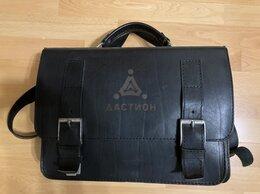 Портфели - Кожаный портфель ручной работы, 0
