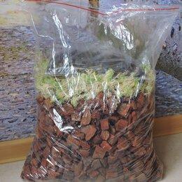 Субстраты, грунты, мульча - Грунт для орхидей №1 (кора, древесный уголь, керамзит, мох сфагнум), 0