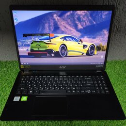 Ноутбуки - Игровой ноутбук Acer i3 10-го поколения 8Gb…, 0