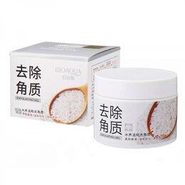 Увлажнение и питание - Отшелущивающий гель-скатка на основе экстракта риса Bioaqua, 0