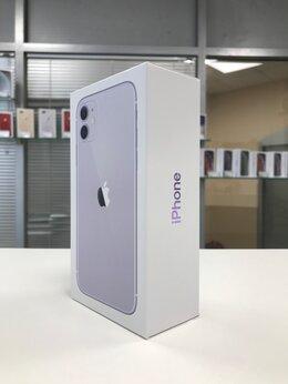 Мобильные телефоны - iPhone 11 256gb РосТест purple A2221, 0