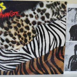 Виниловые пластинки - KISS Animalize  LP 1984 г. Виниловая грампластинка Casablanca Rec., 0
