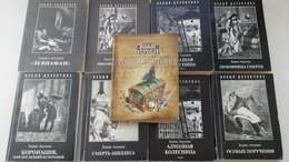 Художественная литература - Борис Акунин (9 книг), 0