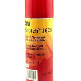 Чистящие принадлежности - Очистители 3M Очиститель контактов прозрачный Scotch 1625 400мл аэрозоль 3M (..., 0