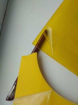 Поликарбонат - Обрезки (куски) оргстекла и пластика, 0
